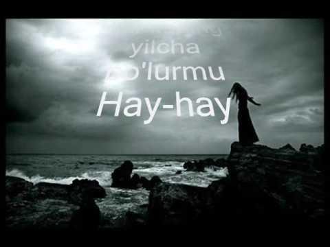 Zulayho Boyhonova Hay-hay (Lyrics)