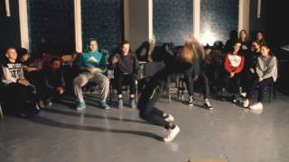 MAYA - (judge) kids battle SM 2016wmv