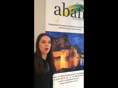 Manager Abafi HOLLAND Caroline Berghmans Post IUGA ICS Netherlands