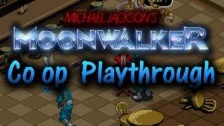 Michael Jacksons Moonwalker Arcade Co op