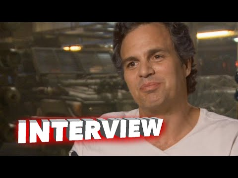 Marvel's Avengers: Age of Ultron: Mark Ruffalo