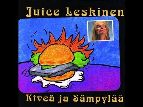 Juice Leskinen - Kaavilainen Countrytähti