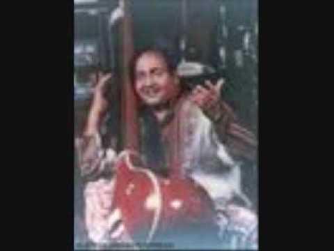 Falsafay ishq Paish Aaye- Mohammad Rafi Ghazal