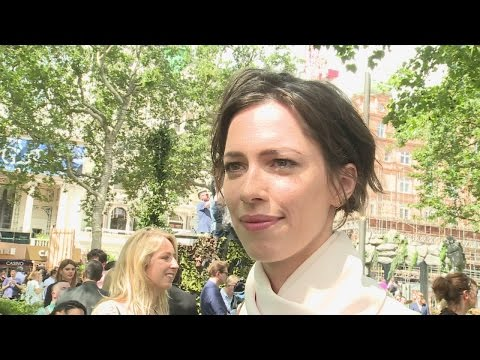 The BFG: Rebecca Hall wants to know if you've got in a 'snozzcumber'!?