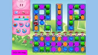 Candy Crush Saga Level 3420 NO BOOSTERS Cookie