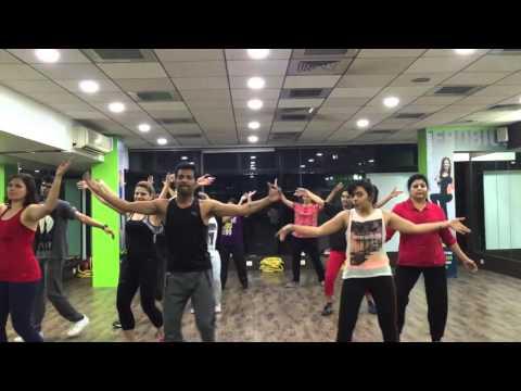 Roop Tera Mastana | Zumba Fitness Choreography | Bollywood | Chetan Agarwal
