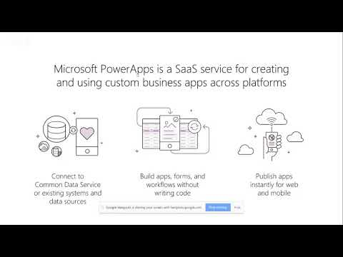 Best Practices for Transitioning from Infopath to PowerApps