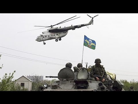 Ukraine Crisis: Victim of Ukraine violence buried in Odessa