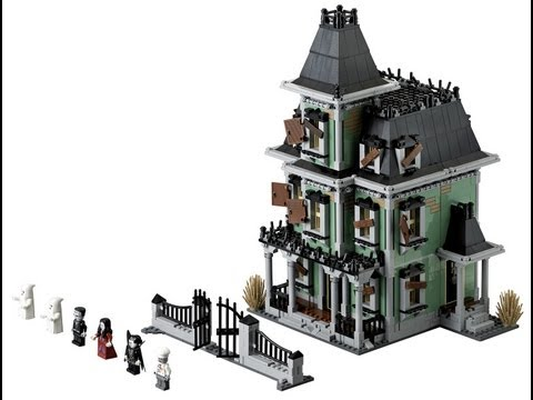 LEGO 10228- Monster Fighters Haunted House | Official Images!