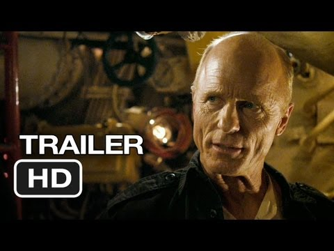 Phantom Official Trailer #1 (2013) - David Duchovny, Ed Harris Movie H...