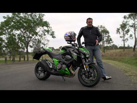 kawasaki Z800 Ninja Review