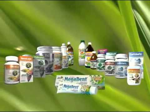 Introduccion de los productos Mega Health