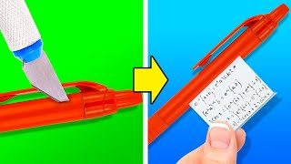 25 HACKS THAT ARE SIMPLY BRILLIANT
