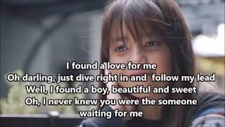 Perfect (Lirik Video) - Ed Sheeran (Cover) by Hanin Dhiya