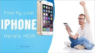How To Find My Lost Or Stolen Iphone 5, 6, 7, ipad, Macbook Easy
