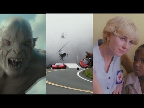 Diana. Lo Hobbit. I primi trailers – cinema