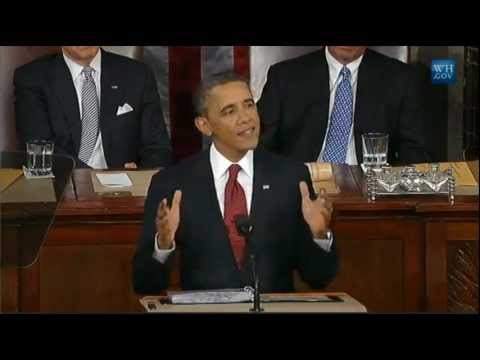 "State of the Union 2012: ""This Nation is Great Because We Built it Together"""