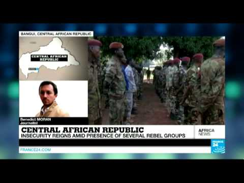 Africa News - Violence flares in Central African Republic & more