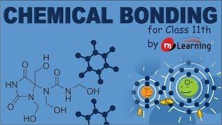 CHEMICAL BONDING - Covalent Bonding - Class 11th & IIT-JEE - 05/26