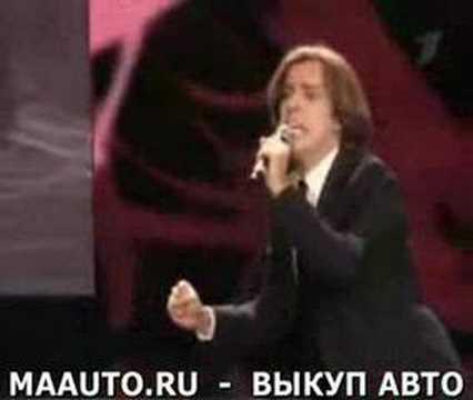 "Пародия Максима Галкина на песню ""Лаванда"" Софии Ротару"