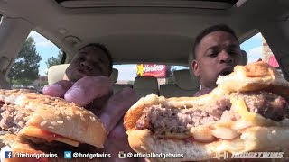 The Best 14 Carl's Jr & Hardee's Burgers Too Hot For TV Commercials