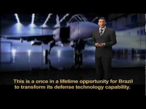Gripen NG Brasil: O próximo caça brasileiro. | Gripen NG Brazil: The Brazilian future hunting