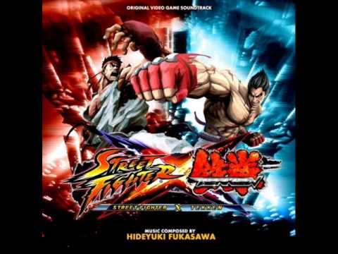 Street Fighter X Tekken OST - Urban War Zone