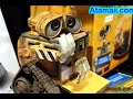 Wall-E Toys Disney Pixar Movie Toy Fair Review