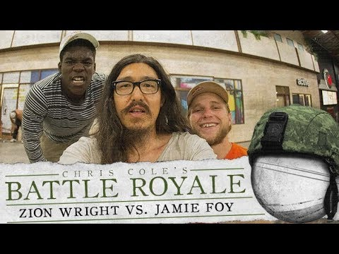 Jamie Foy Vs. Zion Wright - Battle Royale