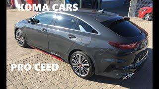 Kia ProCeed GT 2019 Interier/Exterier Walkaround