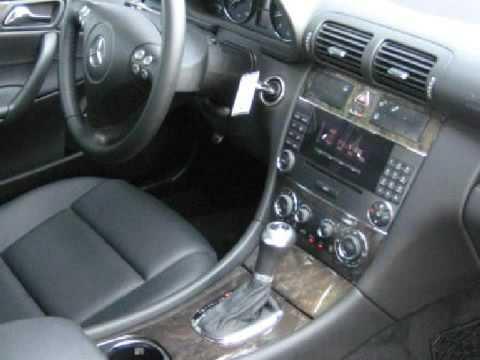 Preowned 2007 Mercedes Benz C230 Sport Certified With Ipod