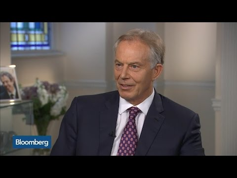 Tony Blair: Brexit Vote Has 'Seismic Consequences'