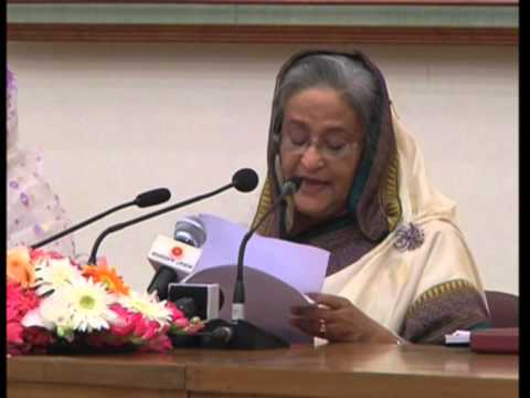 04 Oct, 2014 - Talks with India's Modi fruitful, says Bangladesh Prime Minister