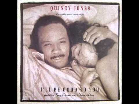 QUINCY JONES Feat. RAY CHARLES & CHAKA KHAN - I'll Be Good To You (GOOD FOR YOURSOUL MIX BY FIG DJ)