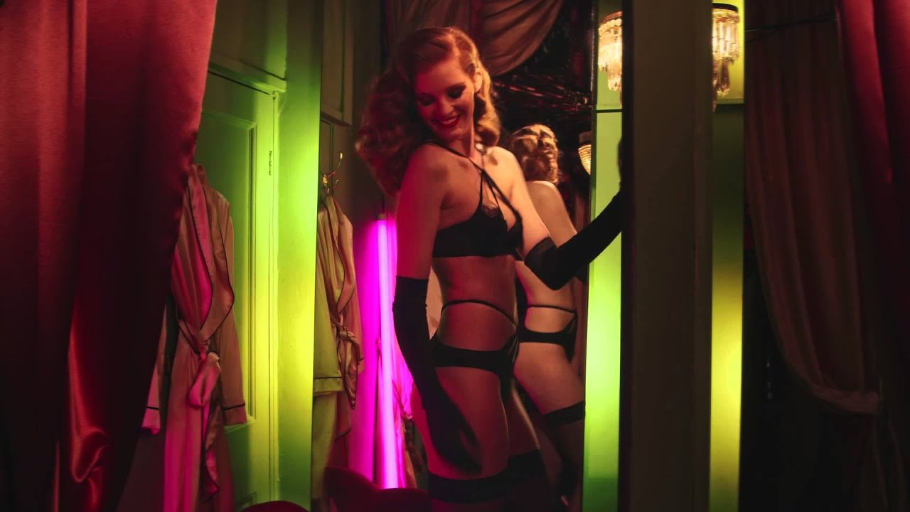 All About The Woman: Agent Provocateur AW15 Lookbook