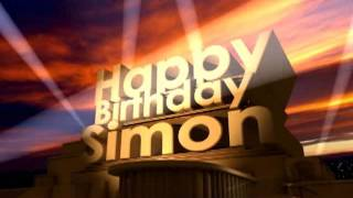 Download Lagu Happy Birthday Simon Gratis STAFABAND