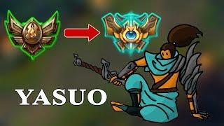 Từ Yasuo đồng đoàn đến Yasuo thách đấu khác nhau như thế nào ?