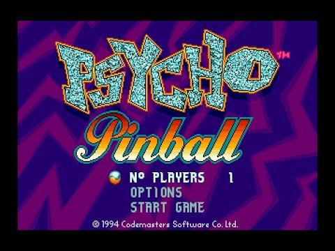 Mega Drive Longplay [145] Psycho Pinball