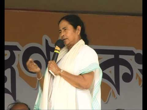 AITC Chairperson addresses a huge rally at Agartala in Tripura