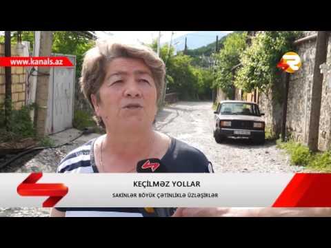 SHEKIDE KECILMEZ YOLLAR