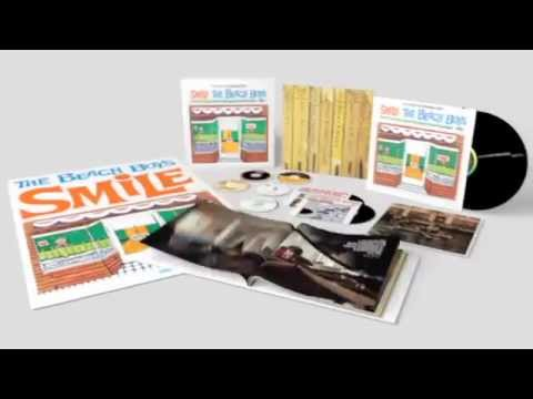 "Beach Boys ""SMiLE"" Animated Unboxing"
