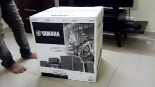 Yamaha YHT 1840 Unboxing - India