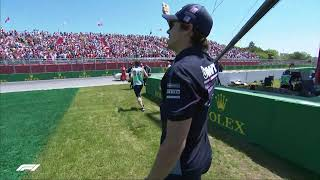 LIVE at the 2019 Canadian Grand Prix
