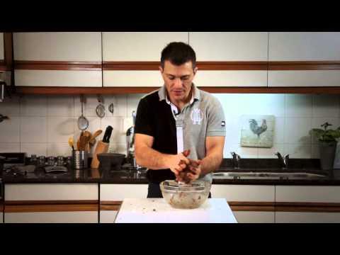 Cómo hacer masa para tartas (quebrada)