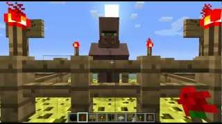 Minecraft Build: Spongebob Shrine