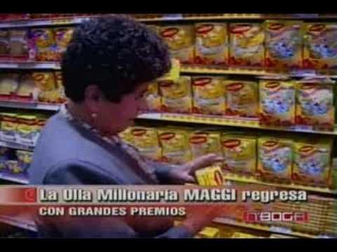 La Olla Millonaria Maggi regresa con grandes premios