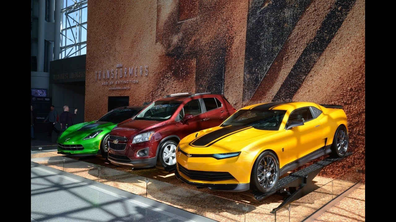 Transformers 4 Age Of Extinction Movie Cars Chevrolet