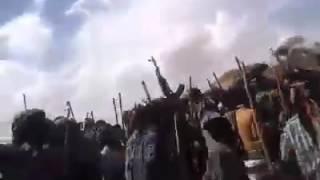 #OromoProtests wallo kemise