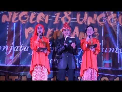 Farewell Party Senior High School 18 Palembang part 1