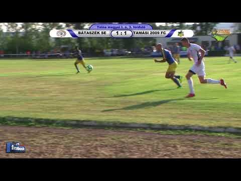 BÁTASZÉK SE - TAMÁSI 2009 FC    4 - 2 (1 - 1)